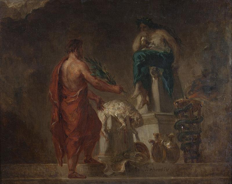 Greek priestesses