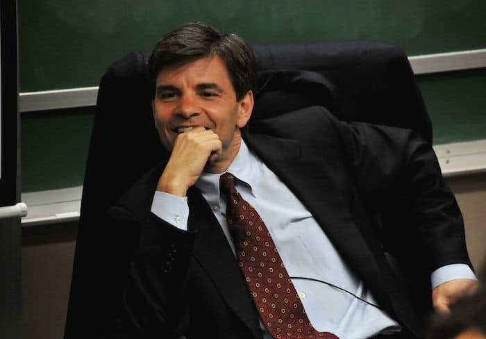 """George Stephanopoulos to Guest Host """"Jeopardy!"""""""