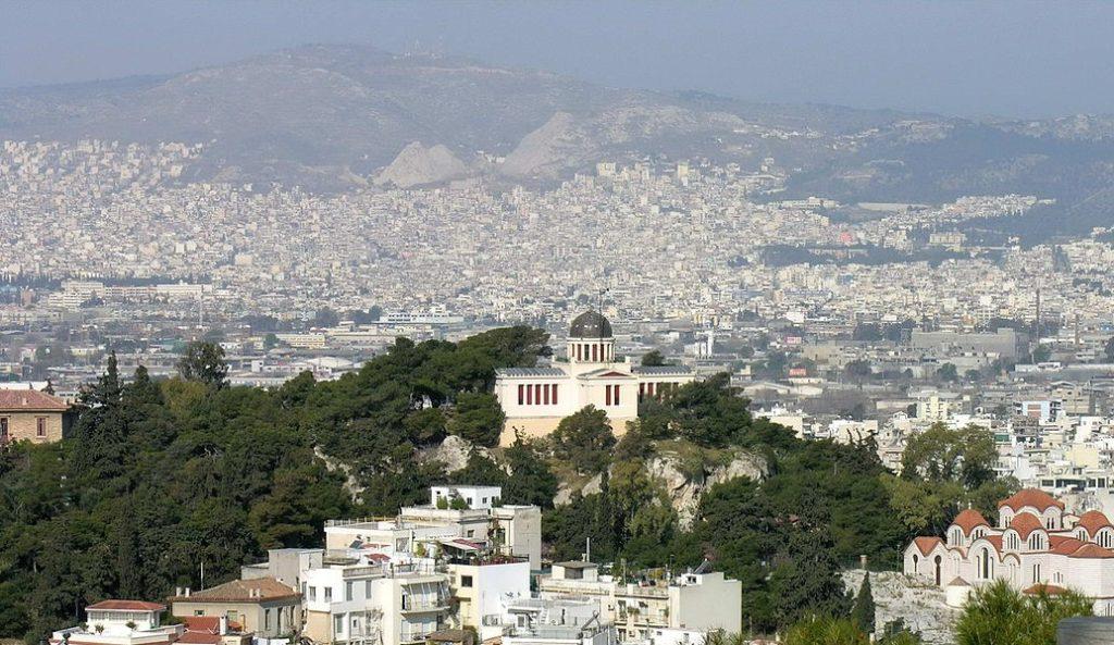 National Observatory Athens