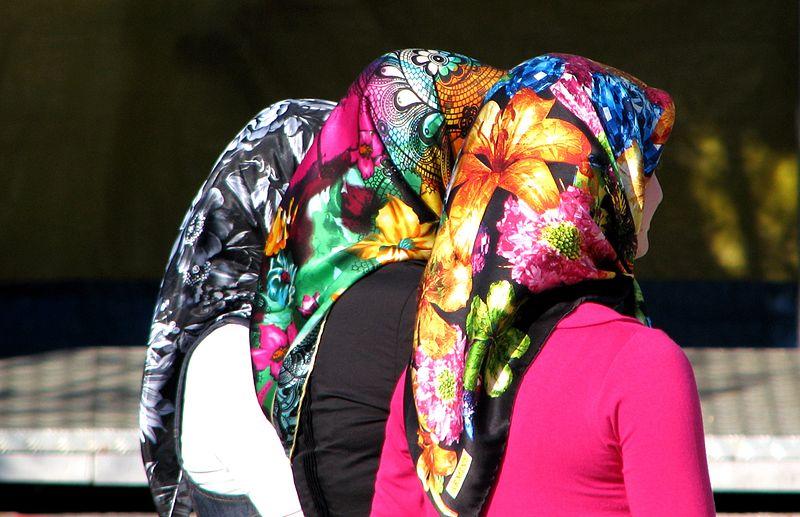 headscarves Ban Turkey