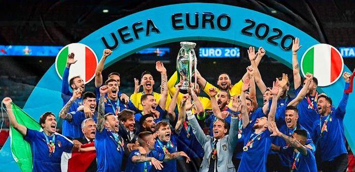 Euro 2020 Italy champion