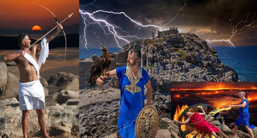 Vorrias Mythologies