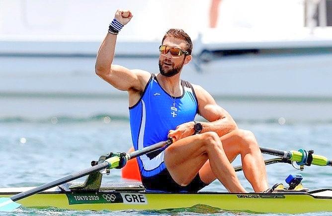 Greek Rower