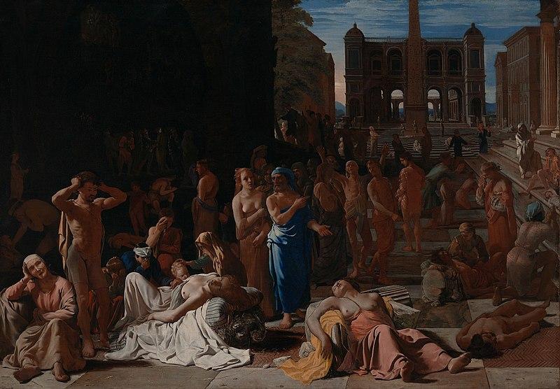 plague of Athens, greece