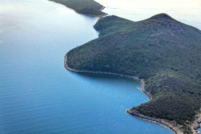 Private islands Greece