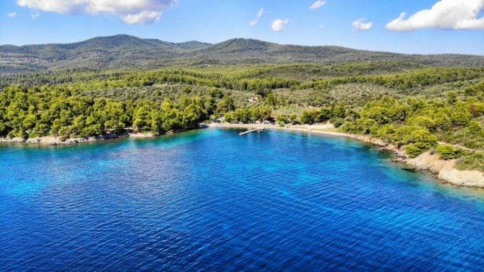 Spalathronisi Greece