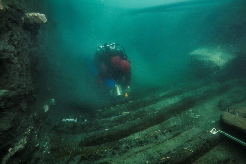 Ancient Greek shipwreck Egypt