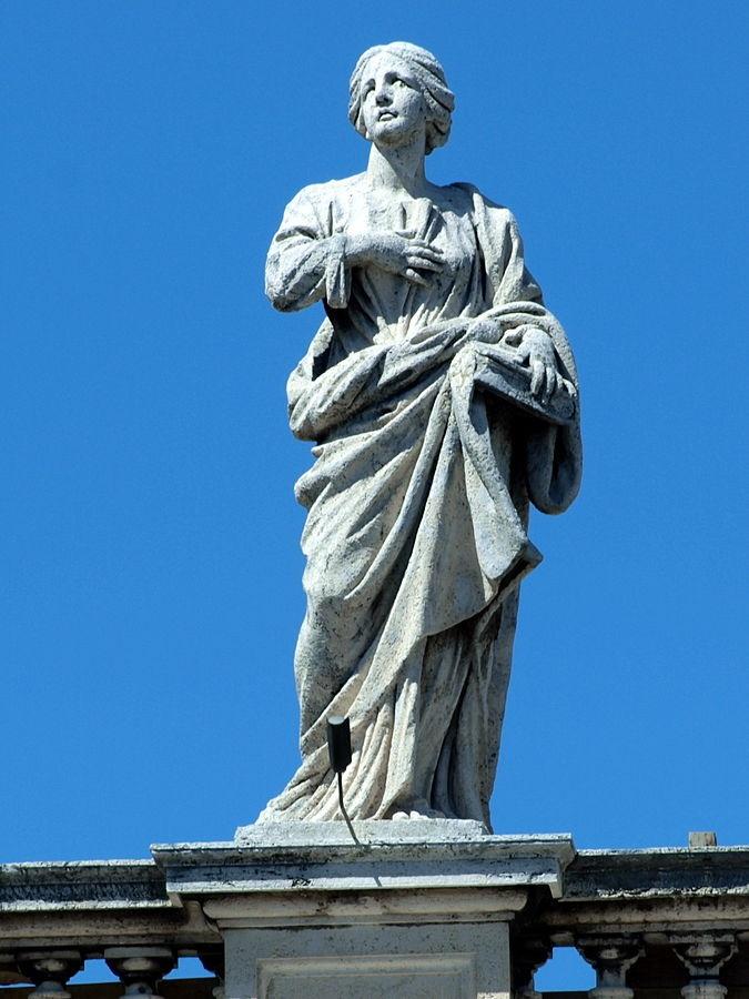 ancient female philosophers Saint Macrina
