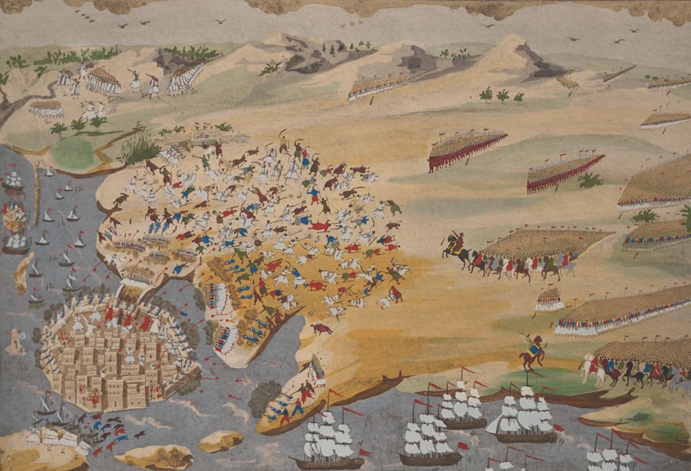 Greek War of Independence philhellenes