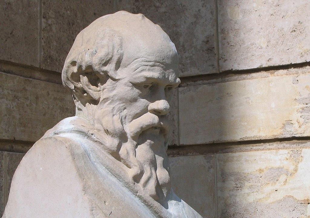 Socrates' views on death