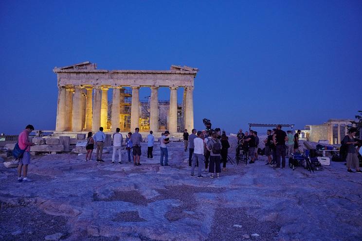 Hollywood Greece