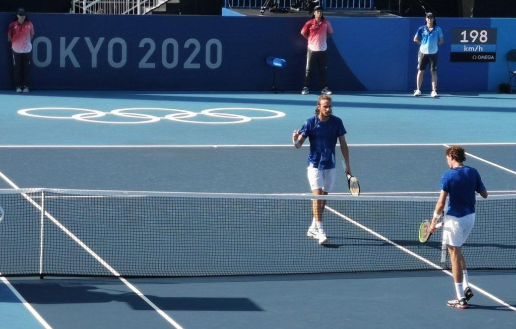 Tennis Tsitsipas