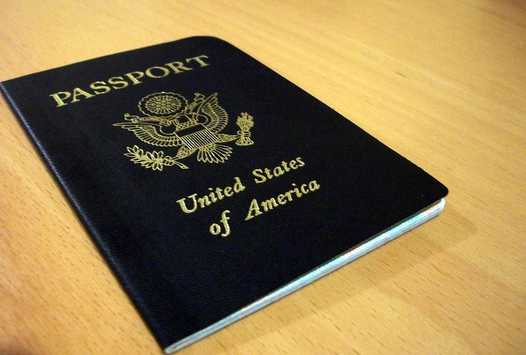 US Passport Processing