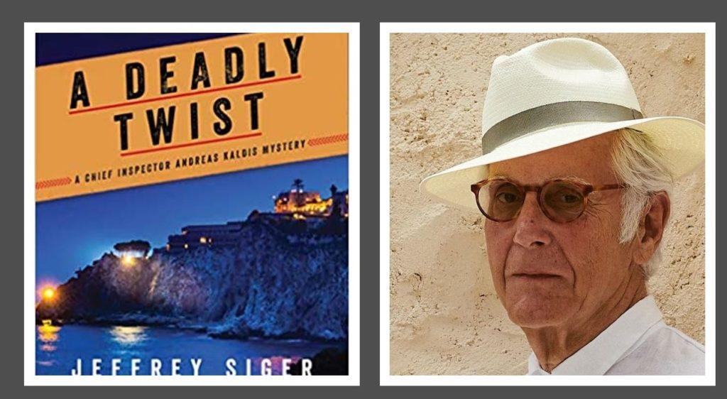 Jeffrey Siger A Deadly Twist