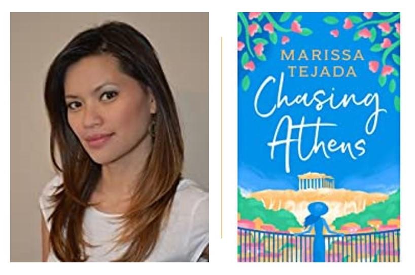 Marissa Tejada Chasing Athens