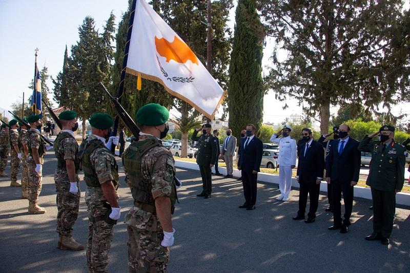 Cyprus invasion anniversary