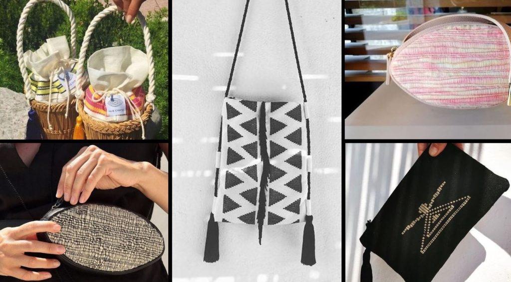 handbags handmade Chatzis