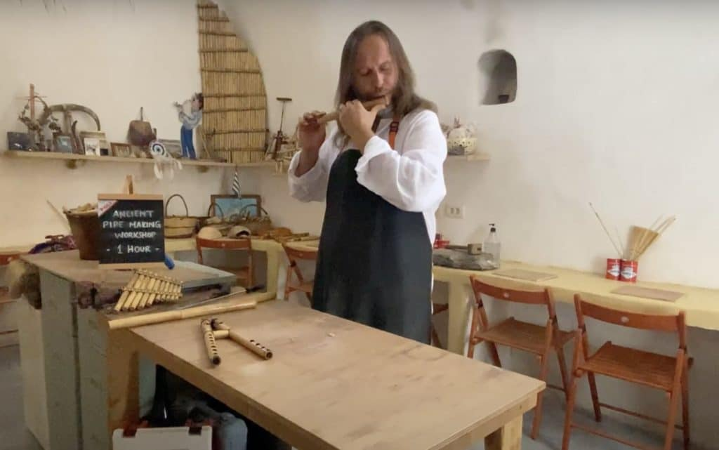 flute making