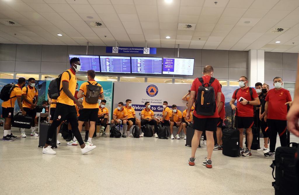 Galatasaray Greece Turkey tests