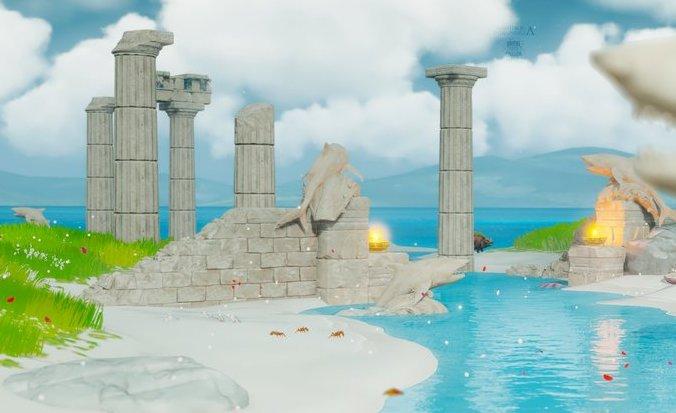 Greek mythology video game