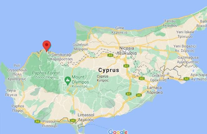 Kato Pyrgos Tyllirias