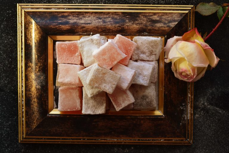 The Fascinating History of Greek Loukoumia, or Turkish Delights