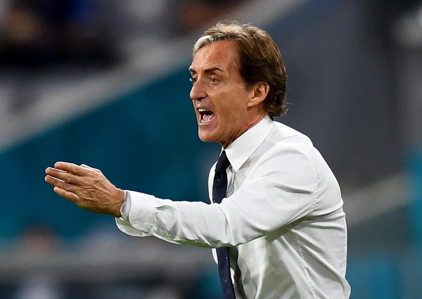 Euro 2020 Italy coach Mancini