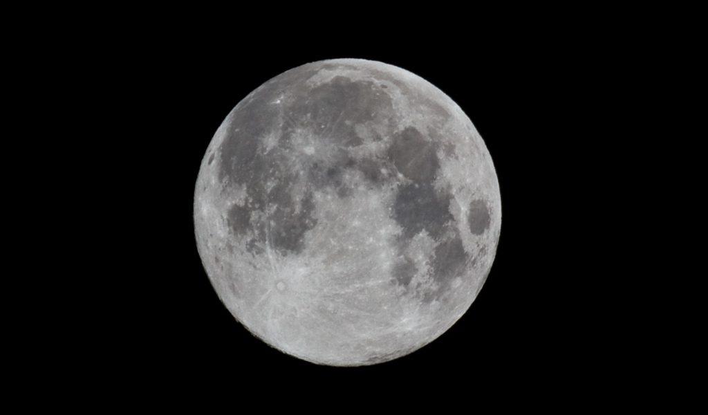 moon flooding