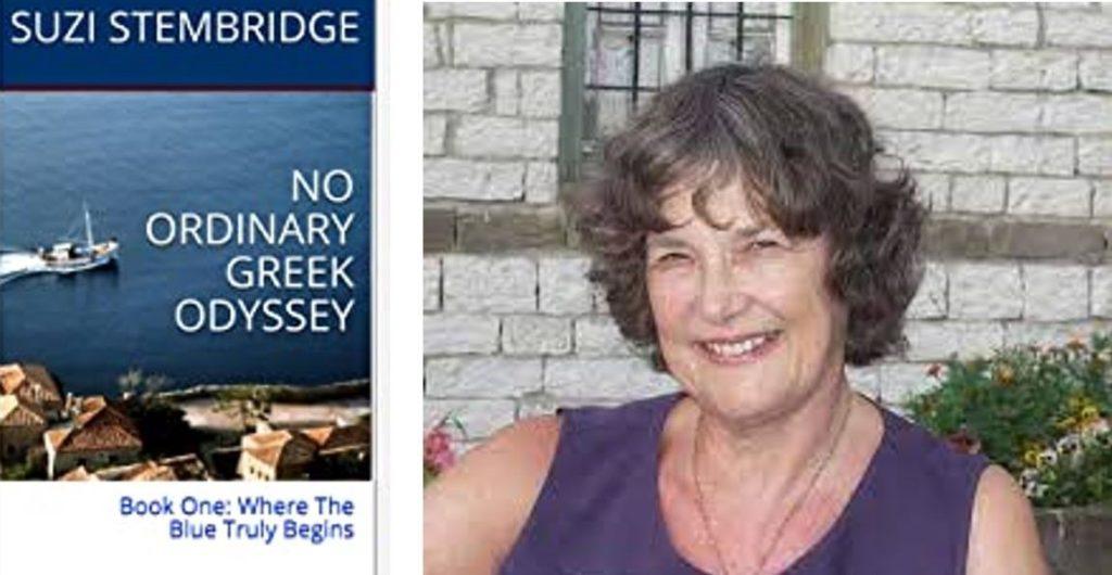Suzi Stembridge No Ordinary Greek Odyssey