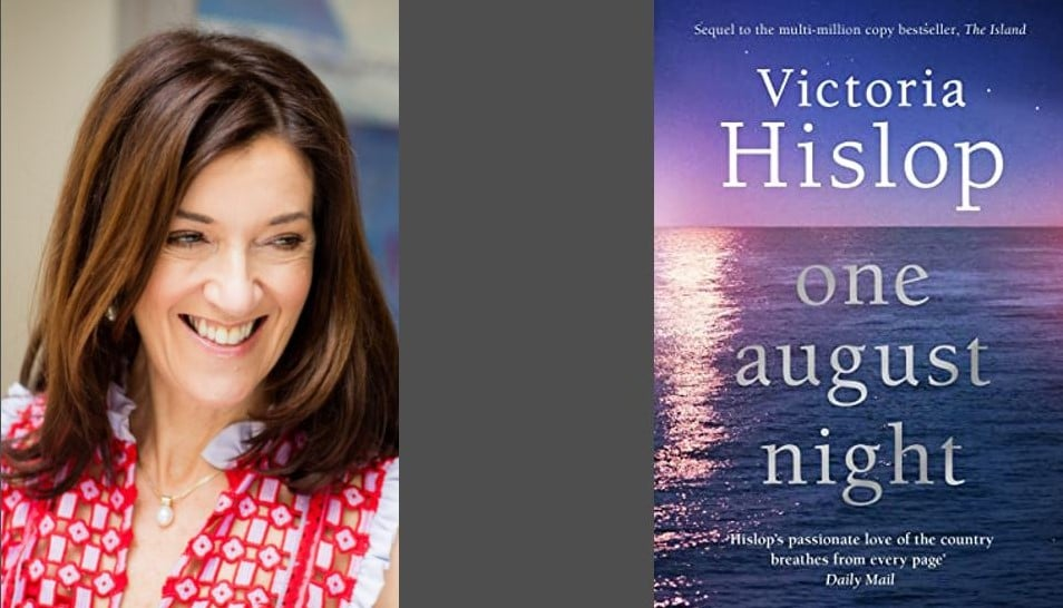 Victoria Hislop One Night In August