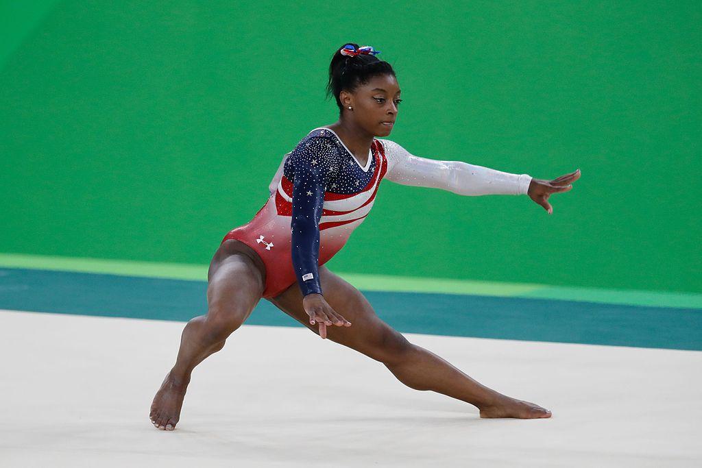 Biles olympics
