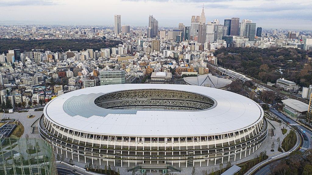 Tokyo Olympics no spectators