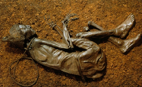 tollund man iron age mummy