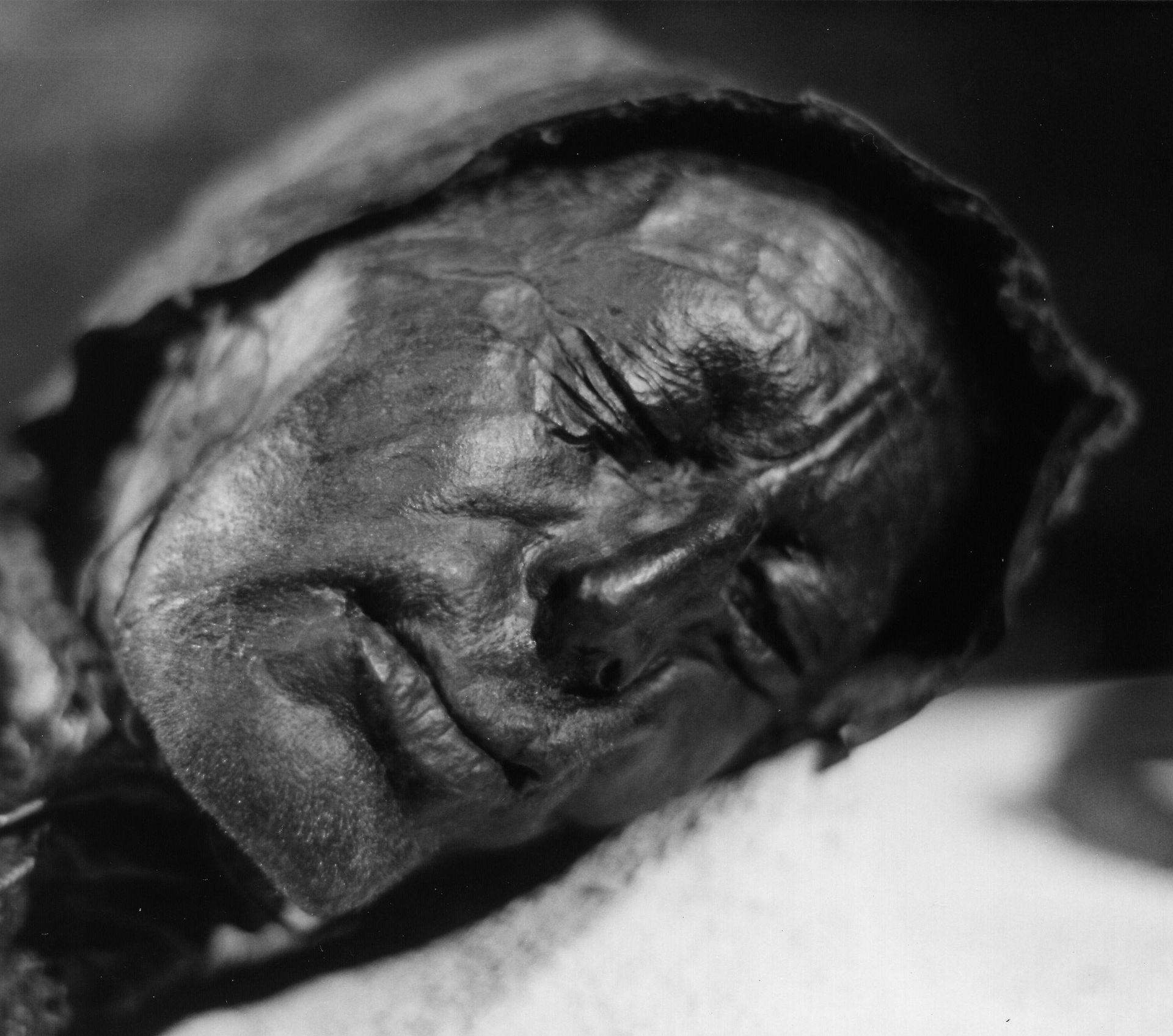 tollund man iron age mummy bog body