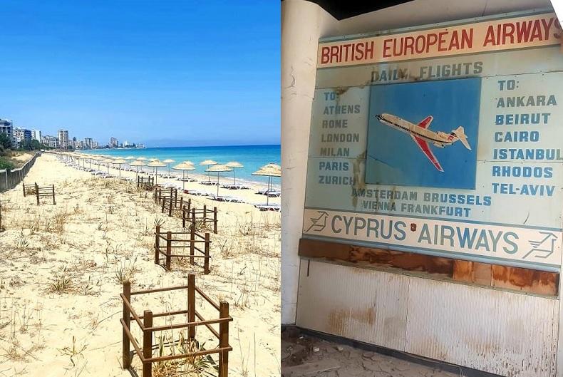 Varosha Greece Cyprus Turkey