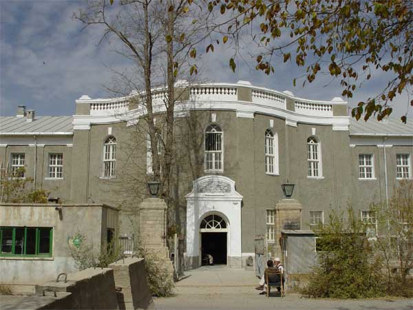 National Museum Afghanistan