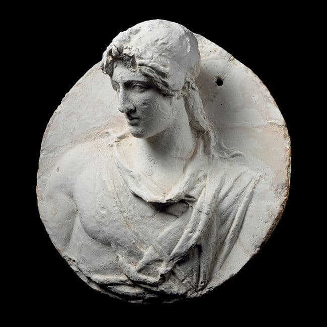 Mold from afghanistan hellenistic