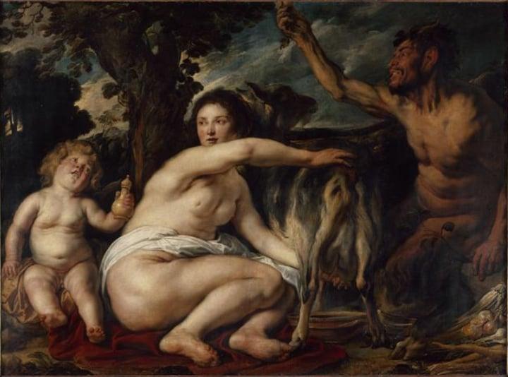 Childhood of Zeus