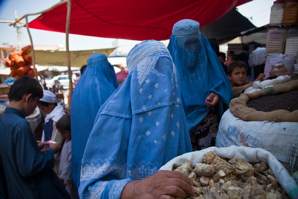 Sharia law women