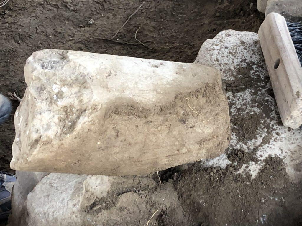 Byzantine column