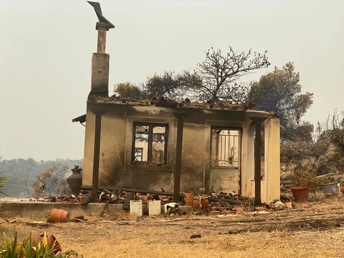 fire victims aid
