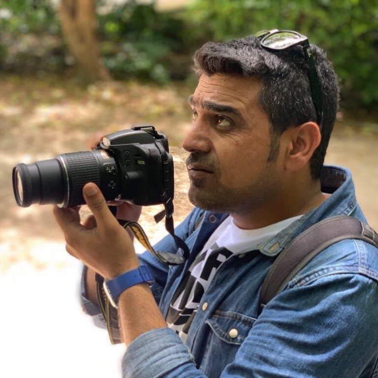 Farhad Agajan evacuted kabul