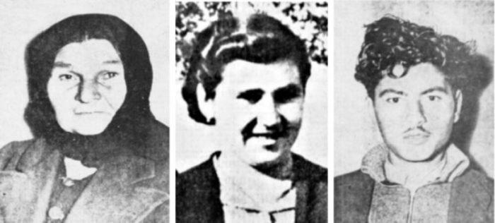 Woman executed Greece
