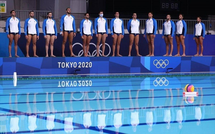 Greece water polo