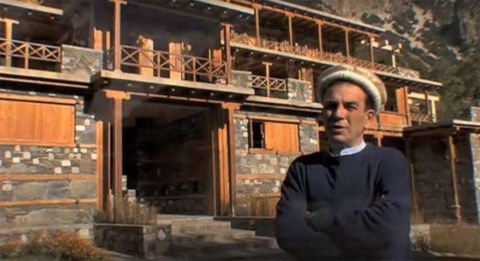 Greek teacher Taliban thanasis lerounis