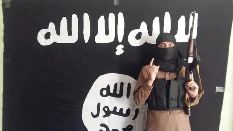 ISIS - K Khorasan bomber