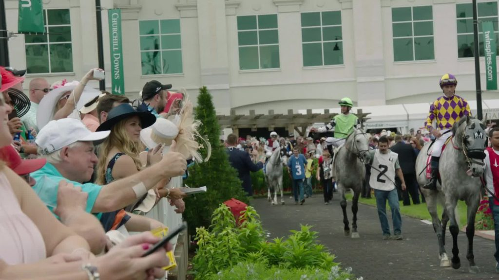 Greek-American racehorse owners