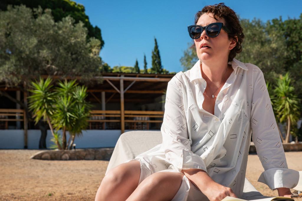 Movie Lost Daughter Greece