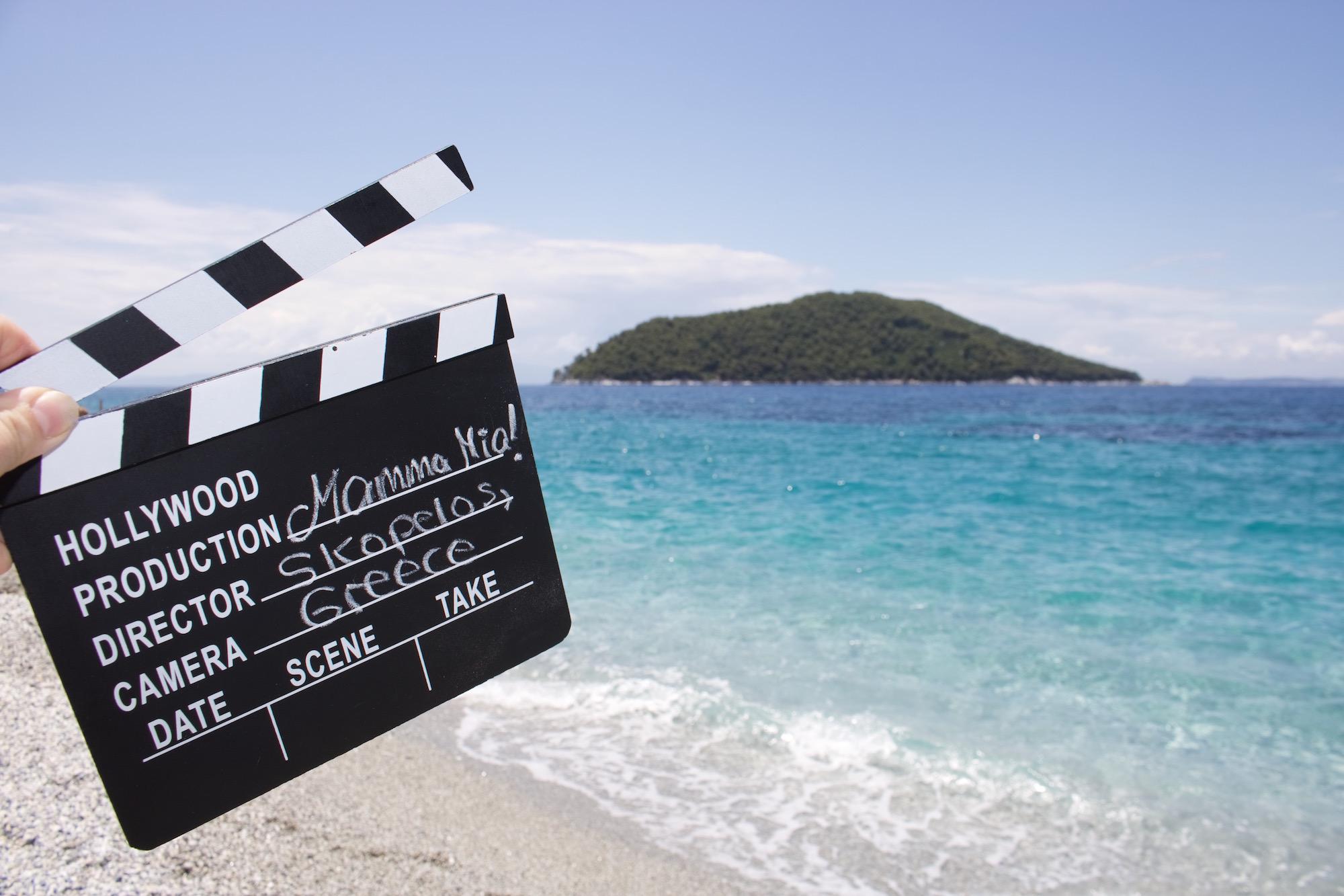 filmed in greek islands
