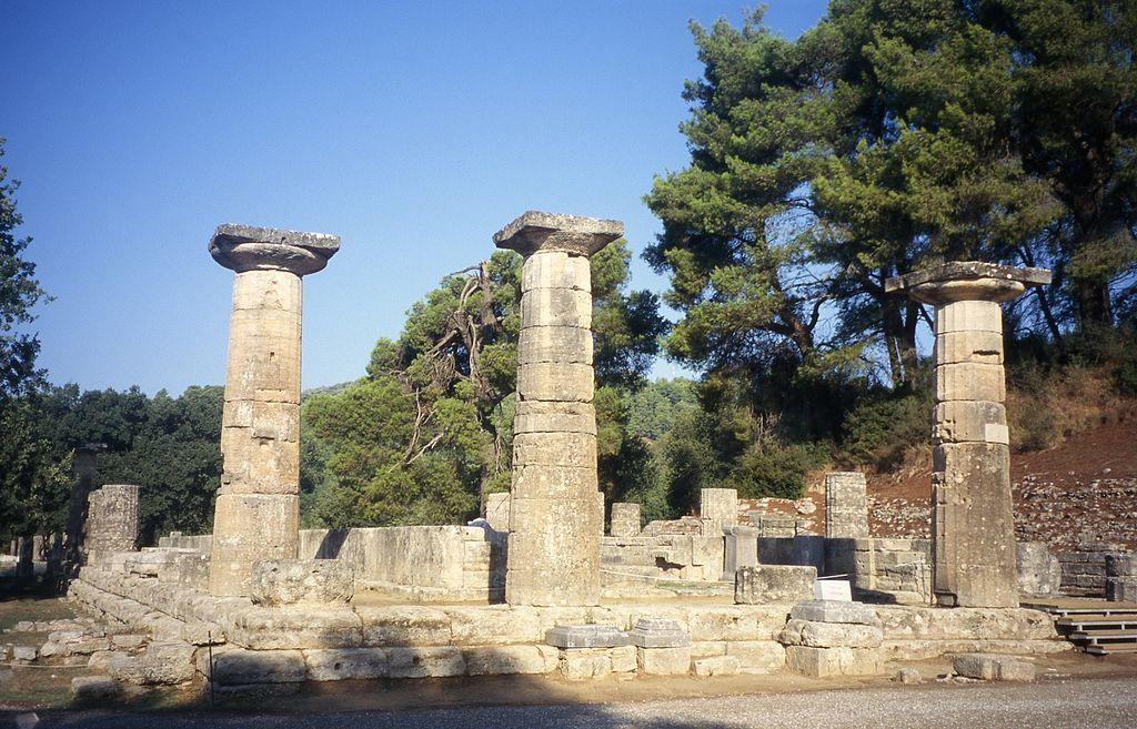 Ancient Olympia virtual tour